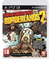 Borderlands 2 Add-On Content Pack [английская версия] (PS3)