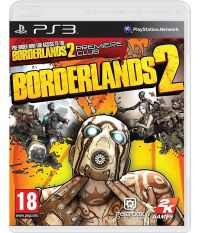 Borderlands 2. Premiere Club Edition (PS3)