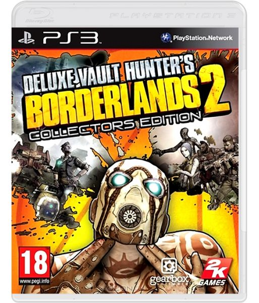 Borderlands 2. Collector's Edition (PS3)