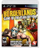 Borderlands - Game of the Year Edition (PS3)