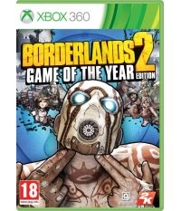 Borderlands 2: Game of the Year Edition [русская документация] (Xbox 360)
