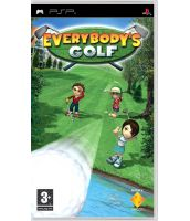 Everybody's Golf [Platinum] (PSP)