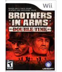 Brothers in Arms: Double Time [русская документация] (Wii)