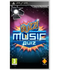 Buzz! The Ultimate Music Quiz [русская документация] (PSP)