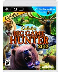 Cabela's Big Game Hunter 2012 [с поддержкой PS Move] (PS3)
