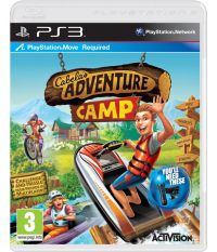 Cabela's Adventure Camp [только для PS Move] (PS3)