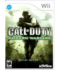 Call of Duty: Modern Warfare. Reflex Edition (Wii)