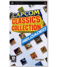 Capcom Classics Collection: Reloaded [Essentials] (PSP)