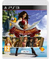 Captain Morgane and the Golden Turtle [с поддержкой PS Move] (PS3)