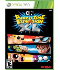 Cartoon Network Punchtime Explosion XL [русская документация] (Xbox 360)