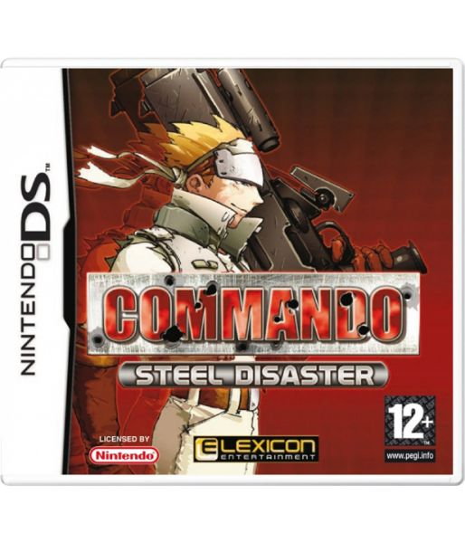 Commando: Steel Disaster (NDS)
