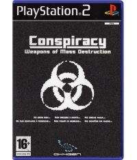 Conspiracy: Weapons of Mass Destruction (PS2)