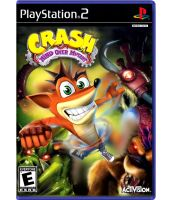 Crash Mind Over Mutant [русская версия DVD-box] (PS2)