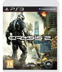 Crysis 2. Limited Edition [с поддержкой 3D, русская версия] (PS3)