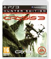 Crysis 3 Hunter Edition [Русская версия] (PS3)
