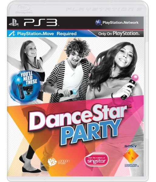 DanceStar Party [русская версия, только для PS Move] (PS3)