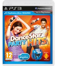 DanceStar Party Hits [только для PS Move, русская версия] (PS3)