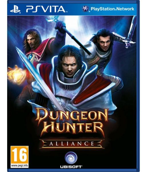 Dungeon Hunter: Alliance [русская документация] (PS Vita)