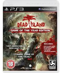 Dead Island Game of the Year (PS3)
