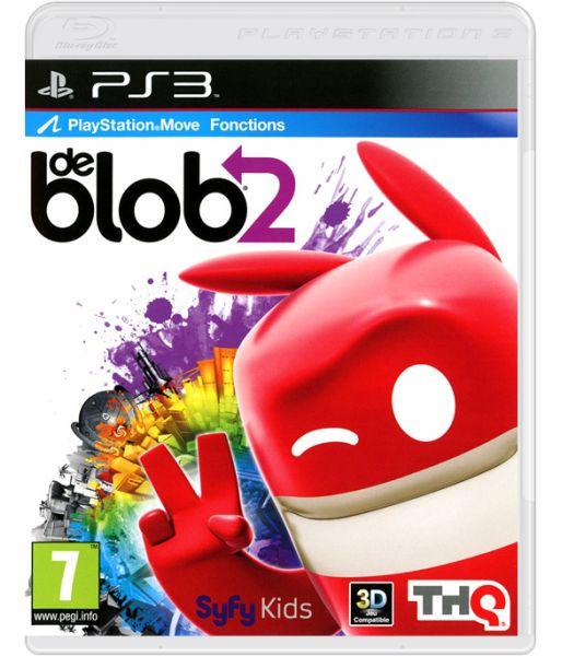 De Blob 2 [c поддержкой PS Move] (PS3)