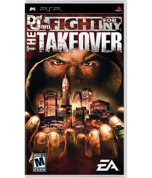 Def Jam Fight for NY: the Takeover (PSP)