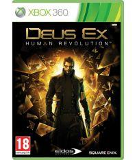 Deus Ex: Human Revolution [русская версия] (Xbox 360)