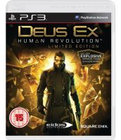 Deus Ex: Human Revolution. Limited Edition (PS3)