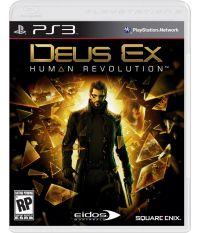 Deus Ex: Human Revolution [русская версия] (PS3)