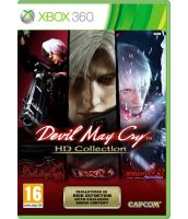 Devil May Cry. HD Collection [русская документация] (Xbox 360)