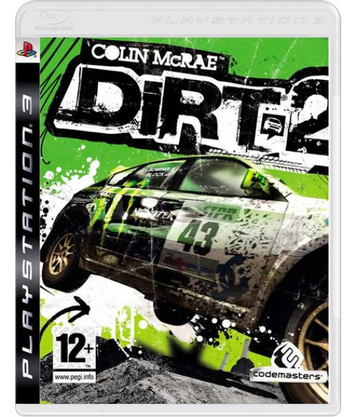 Colin McRae DiRT 2 (PS3)