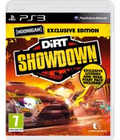 DiRT Showdown Hoonigan Edition (PS3)