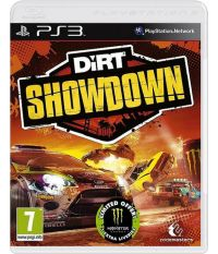 DiRT Showdown Monster Edition (PS3)