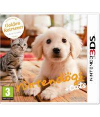 Nintendogs+Cats Голден-ретривер и новые друзья [русская версия] (3DS)