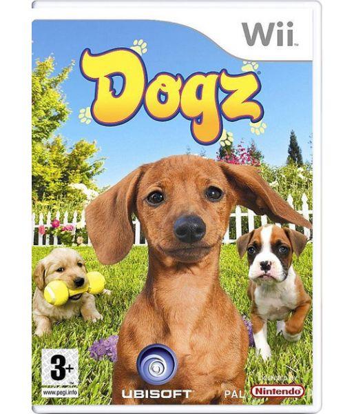 Dogz [русская инструкция] (Wii)
