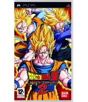 Dragon Ball Z: Shin Budokai 2 [Platinum] (PSP)