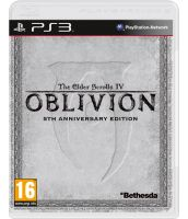 Elder Scrolls IV: Oblivion. 5th Anniversary Edition (PS3)
