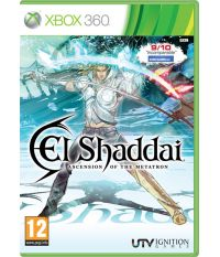 El Shaddai: Ascension of the Metatron (Xbox 360)