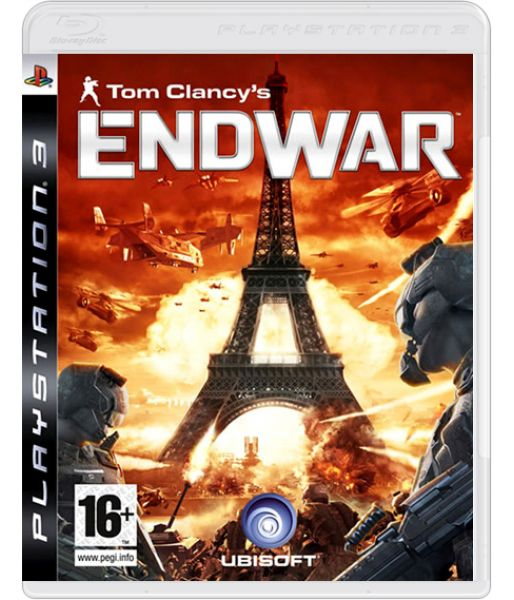 Tom Clancy's EndWar [русская версия] (PS3)