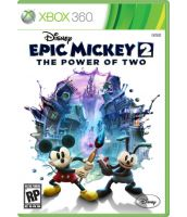 Epic Mickey 2: The Power of Two [русская версия] (Xbox 360)