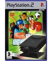 EyeToy: Play Sports w/Camera [Platinum] (PS2)