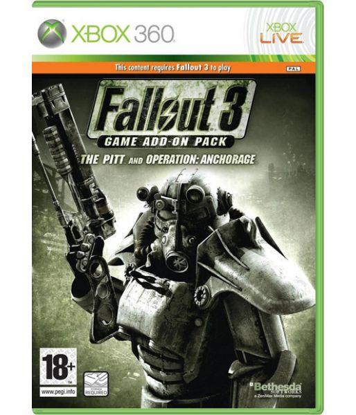 Fallout 3: Add On Pack 1 [для игры требуется Fallout 3, английская версия] (Xbox 360)