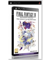 Final Fantasy IV Complete Collection: FFIV & FFIV the After Years (PSP)