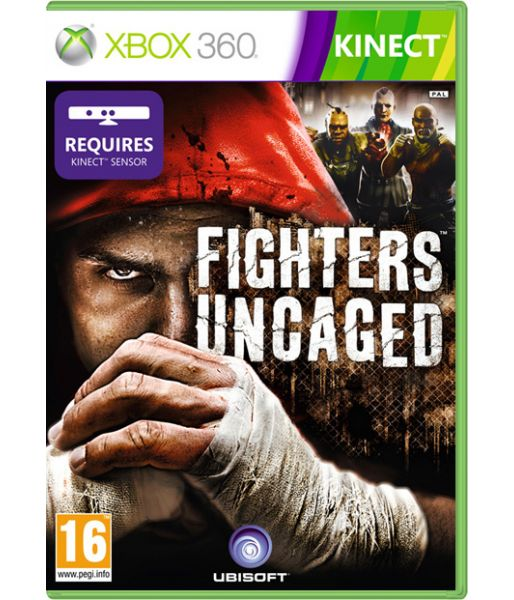 Fighters Uncaged [только для Kinect] (Xbox 360)