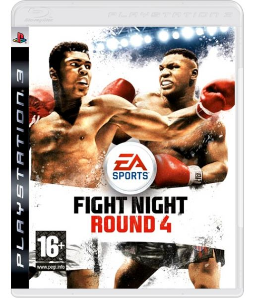 Fight Night Round 4 [Platinum] (PS3)