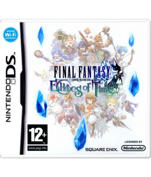 Final Fantasy Crystal Chronicles (NDS)