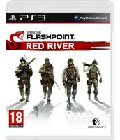 Operation Flashpoint: Red River [русская документация] (PS3)