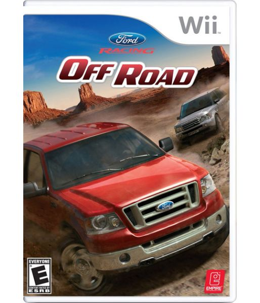 Ford Racing: Road Off (Wii)