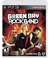 Green Day: Rock Band (PS3)