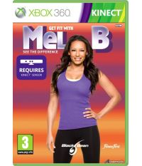 Get Fit With Mel B [с поддержкой MS Kinect] (Xbox 360)
