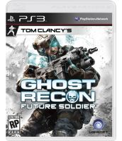 Tom Clancy's Ghost Recon Future Soldier [русская версия] (PS3)